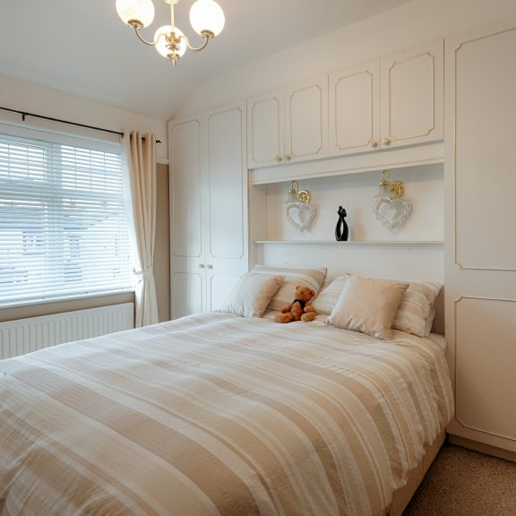 Master Bedroom with 'robes