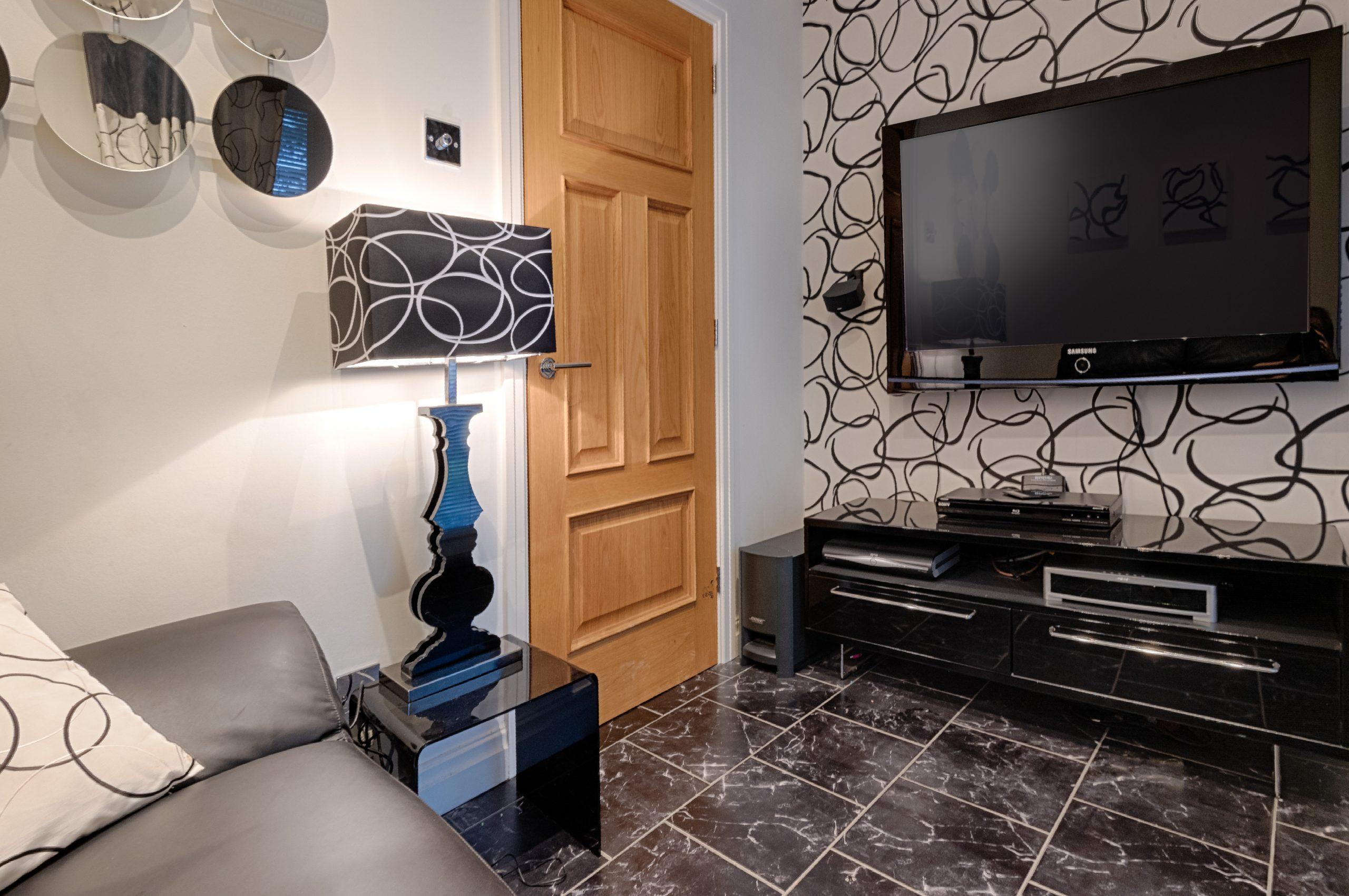Bedroom 5 or TV Room