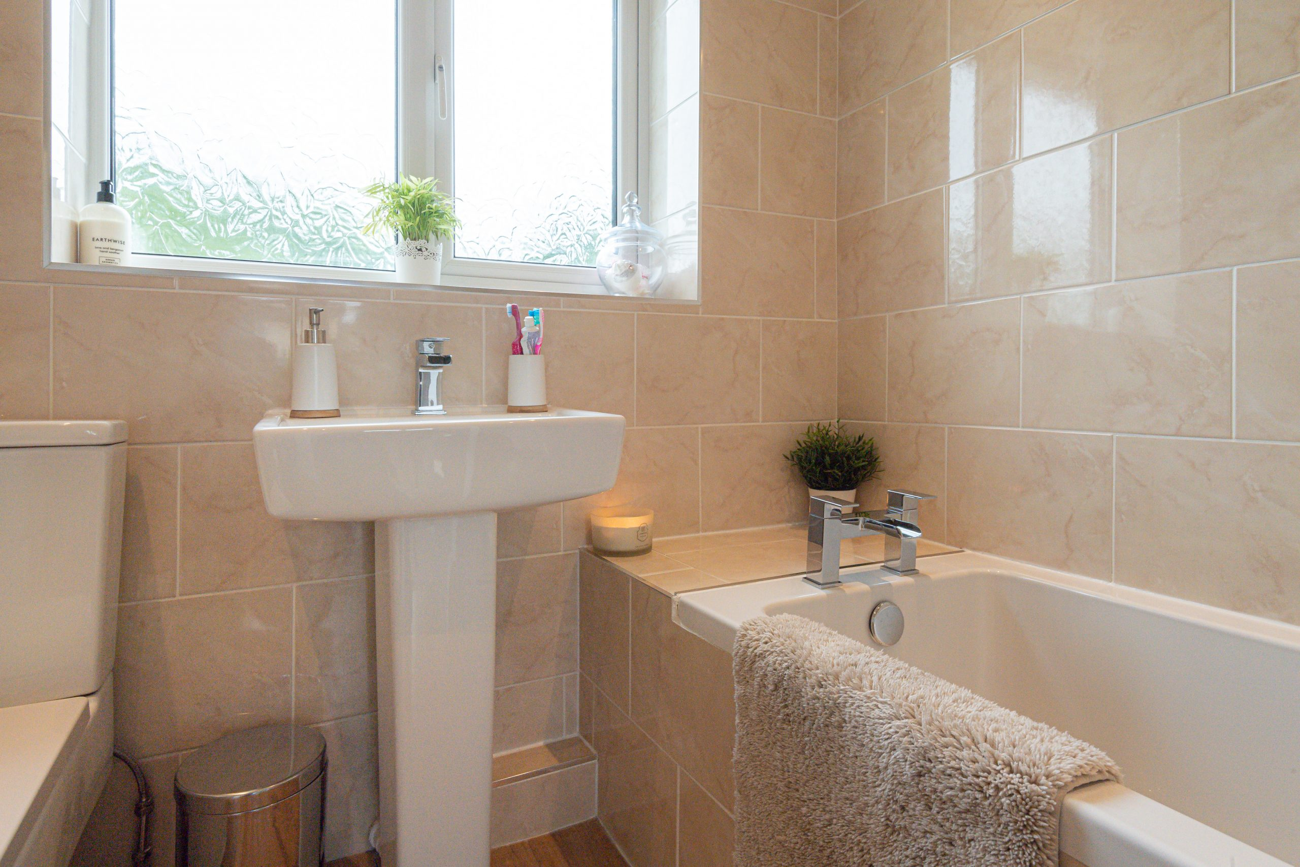 Newly Fitted Bathroom