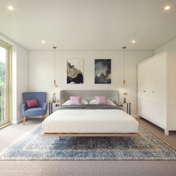 CGI Bedroom Image