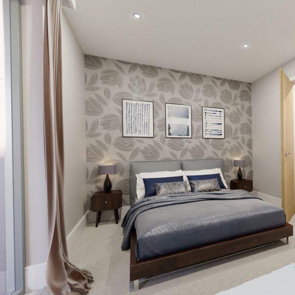 Bedroom Example CGI