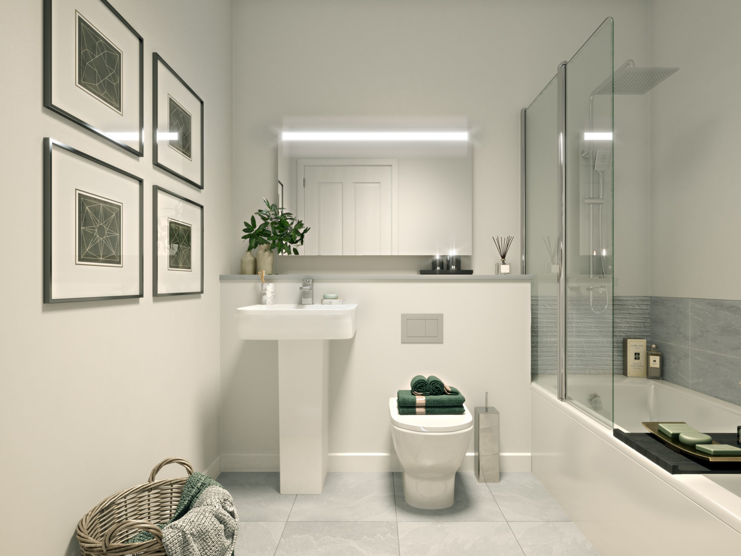 Bathroom CGI